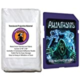 Kringle Bros AtmosFearFX Phantasms SD Card and Reaper Brothers High Resolution Window Proj...