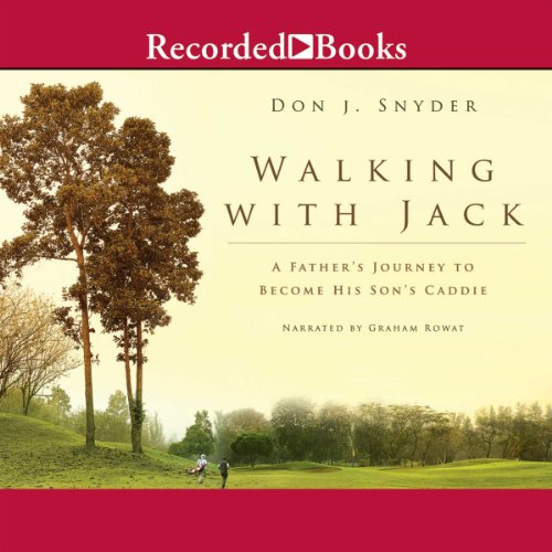 Walking with Jack audiobook cover art