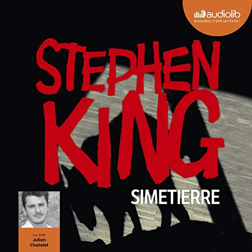 Simetierre audiobook cover art