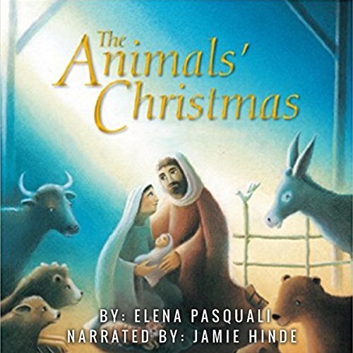The Animals' Christmas audiobook cover art