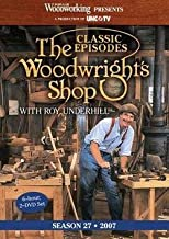 Roy Underhill: The Classic Episodes Woodwright's Shop, Season 27 (Hardcover); 2014 Edition