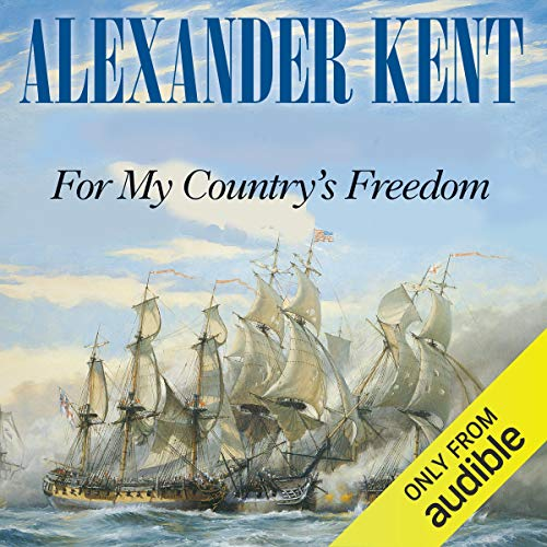For My Country's Freedom audiobook cover art