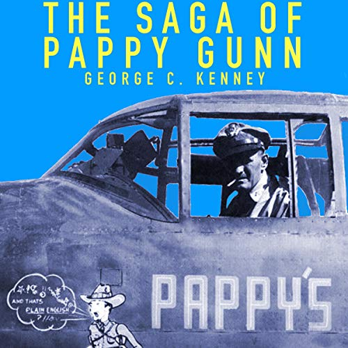 The Saga of Pappy Gunn Titelbild