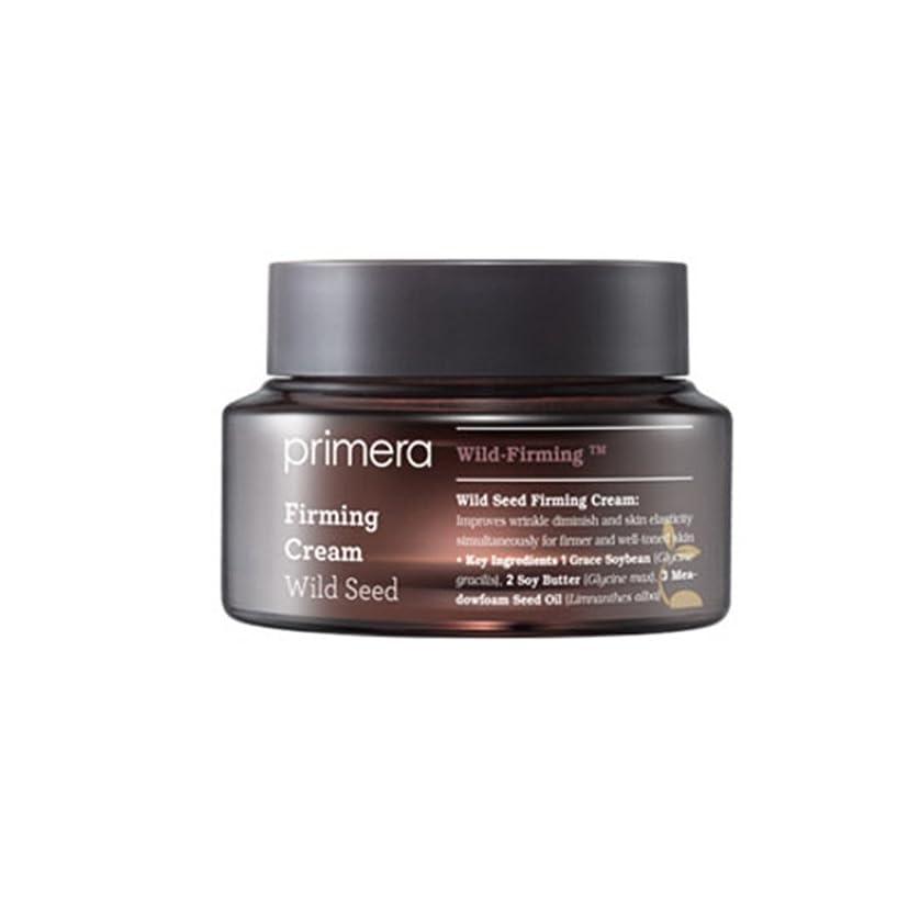 比較的ブーストスタッフ(プリメーラ) PRIMERA ワイルドシードファーミング クリーム Wild Seed Firming Cream (韓国直発送) oopspanda