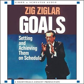 Goals audiobook cover art