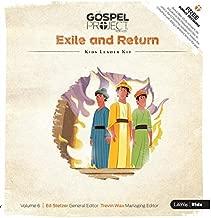 The Gospel Project for Kids: Kids Leader Kit - Volume 6: Exile and Return