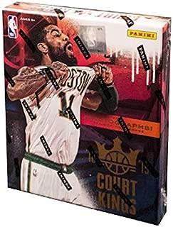 2018/19 Panini Court Kings NBA Basketball box (10 cards)