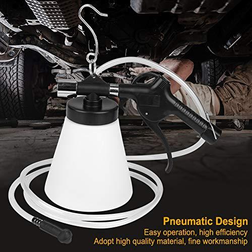 Oumefar Pumpen hochpräzise Bremse Pneumatisches Auto Bremsluft Überlegener Wert Flüssigkeitsentlüfter für Luftauto