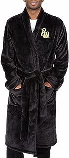 Men's Plush Fleece Robe