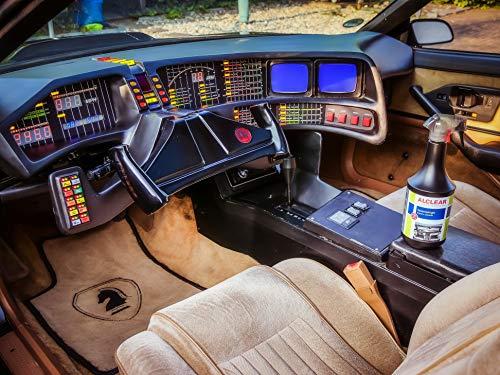ALCLEAR 721IR Premium Auto Innenreiniger mit Tiefenwirkung, 1.000 ml
