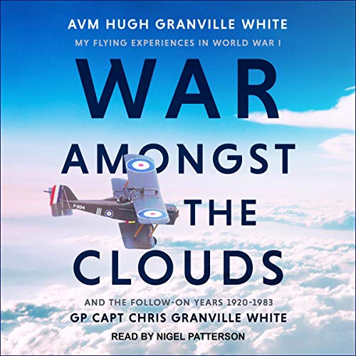 War Amongst the Clouds cover art
