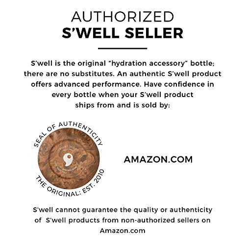 S'well Wine Tumbler, 9oz, Teakwood