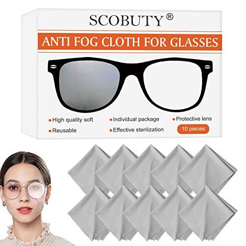 Brillenputztuch,Antibeschlagtuch für Brille,Antibeschlag,Anti Beschlagen Brille Tücher,Brillen Antibeschlag,Antibeschlagtuch,Anti fog Tücher für Brillen,Anti fog Tuch,Tuch Gegen Beschlagene Brille