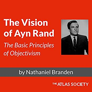 The Vision of Ayn Rand cover art