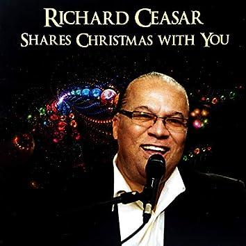 Shares Christmas with You