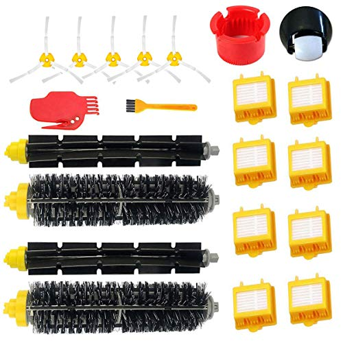 Supon Accesorios de repuestos de robot para robot 790 782 780 776 774 772 770 760 Juego de reemplazo de filtro de cepillo serie 700(00219)