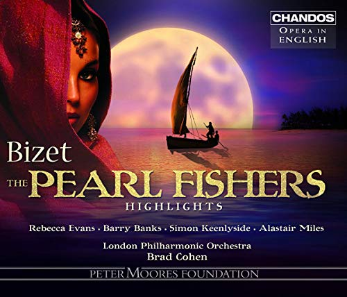 Les Pêcheurs De Perles (Extraits)