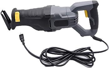 ASWT-Cableado Gatillo de Velocidad Variable Adaptador de Sierra, Recíproca Accesorio de Taladro, Eléctrico Accesorios de Herramientas, Manija Giratoria
