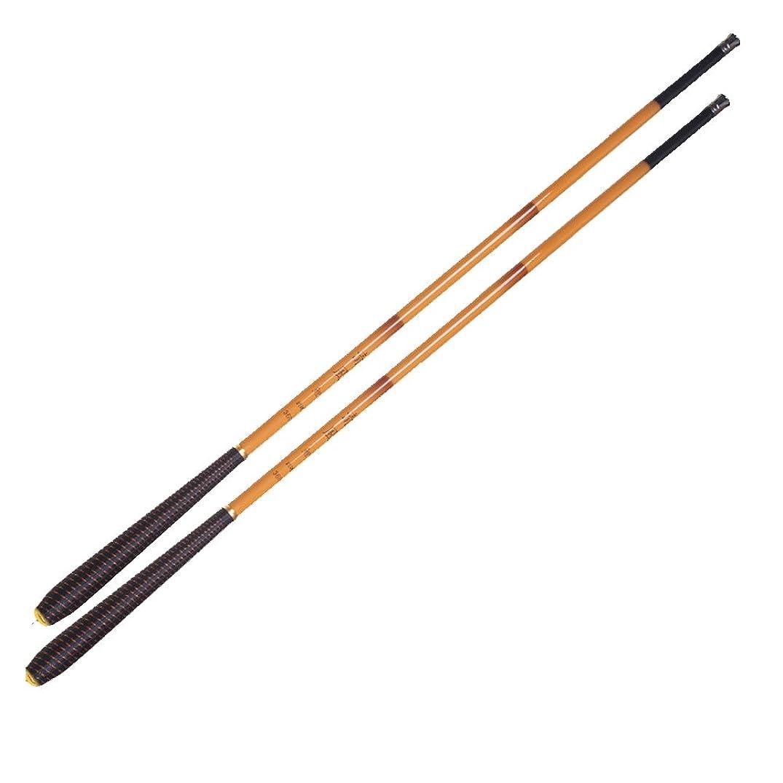 マーティフィールディング面舗装するNEHO 清風鯉 炭素 渓流竿 釣竿 3.6、4.5、5.4、6.3、7.2M 炭素伸縮釣竿 超硬い