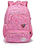 Reelay mee 18 L Polyester, Light Weight, Day-Trip/School Backpack - 2617 (Pink)