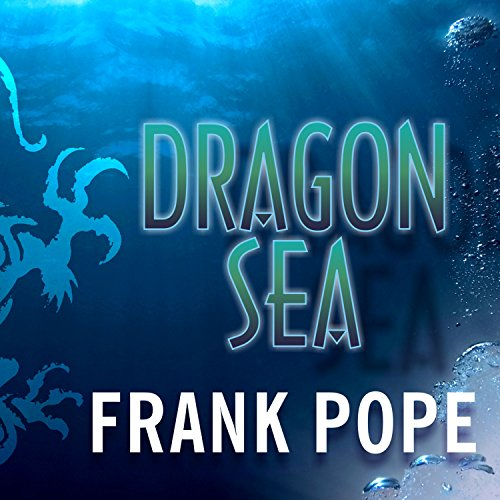Dragon Sea audiobook cover art