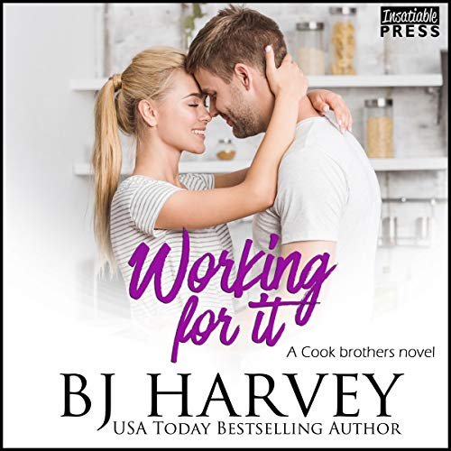 Working for It cover art