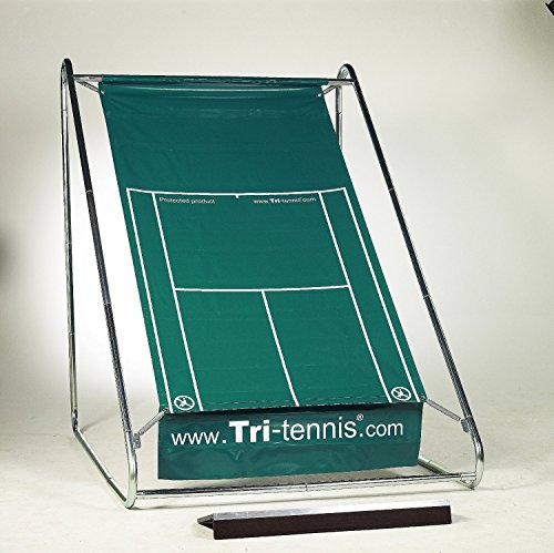 Tri-tennis XL Muro di Tennis (Verde)