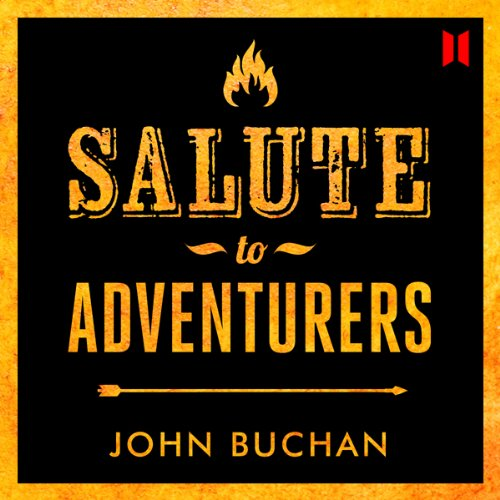 Salute to Adventurers audiobook cover art