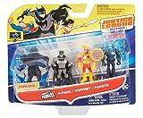 DC Comics Liga de la Justicia MR FREEZE MINIFIGURA, 3 Pack...