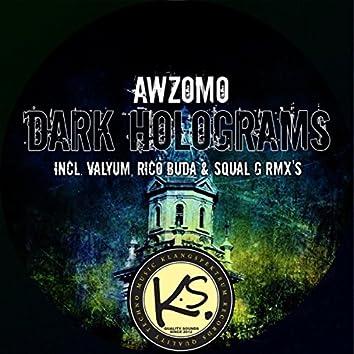 Dark Holograms
