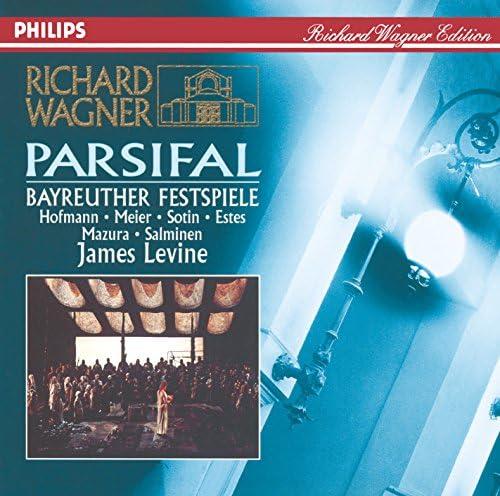Peter Hoffmann, Simon Estes, Hans Sotin, Waltraud Meier, Chor der Bayreuther Festspiele, Orchester der Bayreuther Festspiele & James Levine