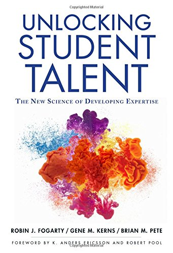 developing a talent for science - 1