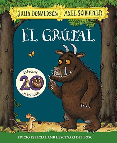 El grúfal. Edició especial 20 aniversari (Catalá - A PARTIR DE 3 ANYS - PERSONATGES - En grúfal)