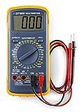Multimètre numérique Skytronic, 32 plages de mesure, Fréquence, Température, Capacité, Continuité, Signal sonore, Outils professionnel