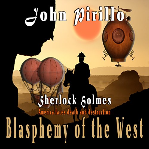 Blasphemy of the West cover art