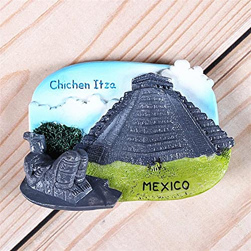 GHJGHJ Regalo de colección del Mundo de imanes de Nevera (Color : Mexico)