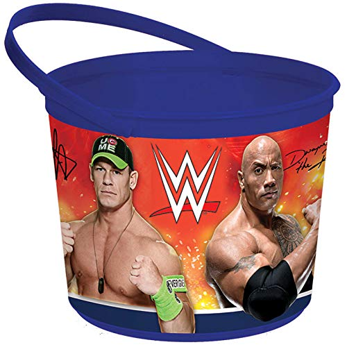 amscan WWEParty Container, Party Favor