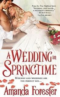 wedding in springtime