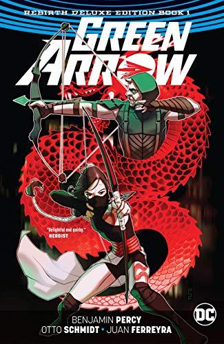 Green Arrow: The Rebirth Deluxe Edition - Book 1 (Green Arrow (2016-2019)) (English Edition)