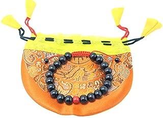 Rosewood Coral Wrist Mala/ Bracelet for Meditation