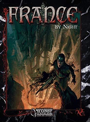 Arkhane Asylum Publishing Vampire - L'âge des ténèbres - France by Night