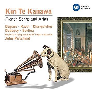 Ravel: Shéherazade; Duparc: 7 Mélodies etc.