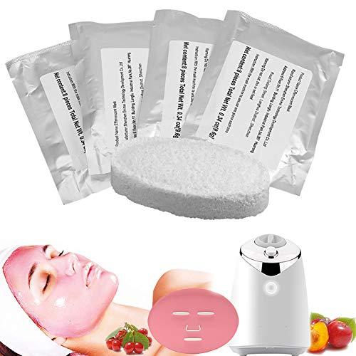32 cápsulas de colágeno para manualidades, mascarilla de verduras de frutas frescas y uso automático de la máquina Cápsula de colágeno aclarante para la piel
