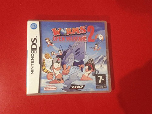 Worms 2 Open Warfare - Nintendo DS by THQ