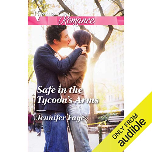 Safe in the Tycoon's Arms audiobook cover art