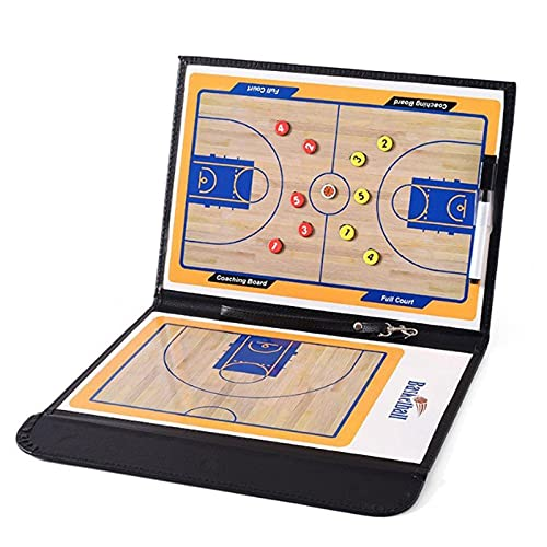 Corlidea Coach - Pizarra táctica magnética para entrenamiento de baloncesto