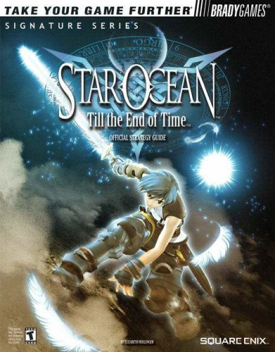 STAR OCEAN? Till the End of Time? Official Strategy Guide