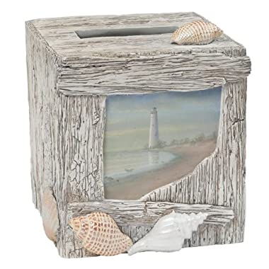 Creative Bath Products At The Beach Boutique Tissue Cover