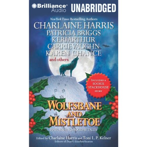 Wolfsbane and Mistletoe cover art