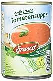 Erasco Mediterrane Tomatensuppe, 6er Pack (6 x 400 g)